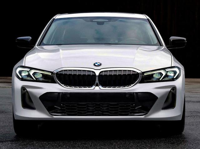 Bản thiết kế của BMW 3-Series 2022 rò rỉ khiến fan thở phào vì không có chi tiết này - Ảnh 1.