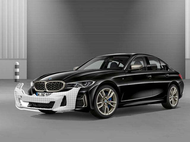 Bản thiết kế của BMW 3-Series 2022 rò rỉ khiến fan thở phào vì không có chi tiết này - Ảnh 5.