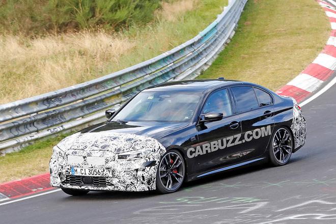 Bản thiết kế của BMW 3-Series 2022 rò rỉ khiến fan thở phào vì không có chi tiết này - Ảnh 10.