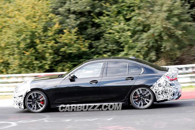 Bản thiết kế của BMW 3-Series 2022 rò rỉ khiến fan thở phào vì không có chi tiết này - Ảnh 11.