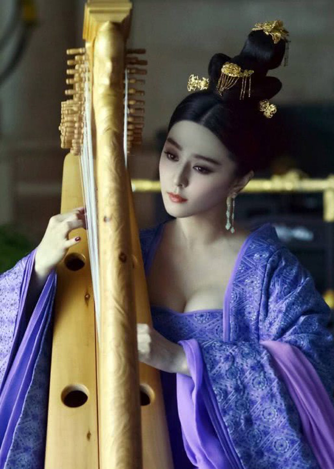 """Chuyên gia phục dựng hình ảnh thực tế của Dương quý phi, dân mạng cảm thán """"khó trách Hoàng đế từ bỏ giang sơn vì nàng"""" - Ảnh 5."""