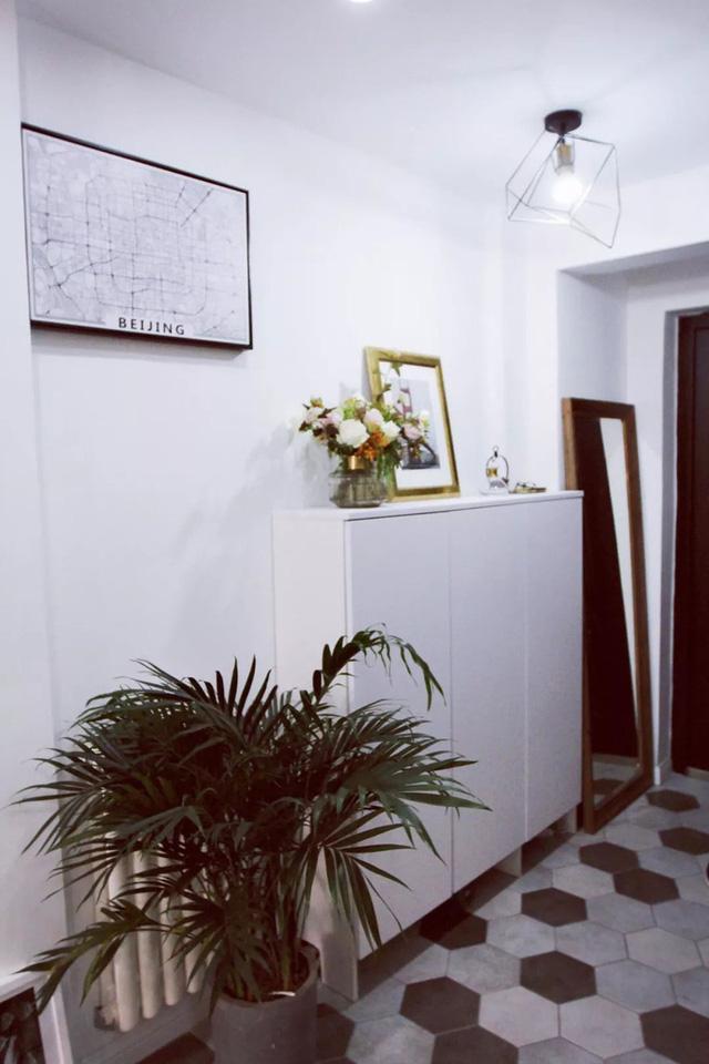 Bà mẹ đơn thân gây bất ngờ nhờ giải pháp nới rộng không gian của ngôi nhà 45m² - Ảnh 9.