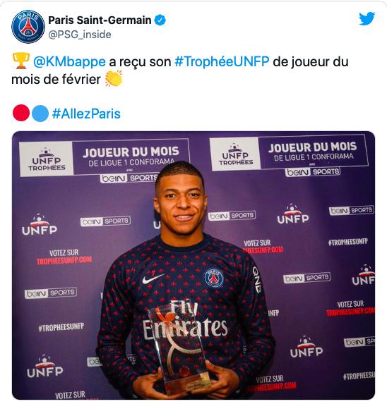 Mbappe hay nhất tháng 8, vượt kỷ lục Ibrahimovic ở Ligue 1 - Ảnh 1.