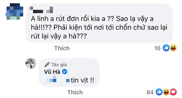 NS Hoài Linh bị đồn rút đơn kiện CEO Đại Nam, Vũ Hà chỉ nói 2 chữ làm sáng tỏ tất cả? - Ảnh 1.