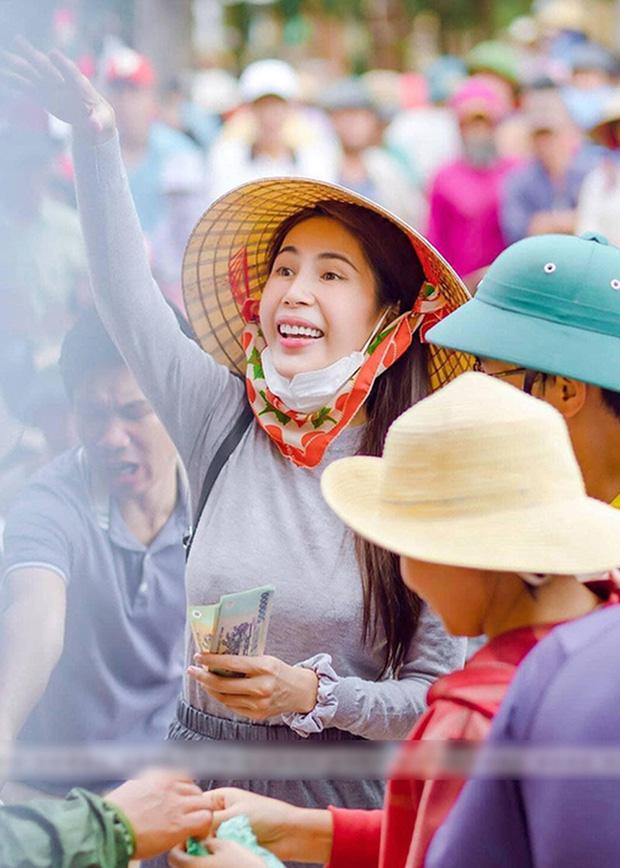 Trấn Thành nói về Thuỷ Tiên: Đây là người phụ nữ tử tế, đàng hoàng, dũng cảm và đầy tình thương - Ảnh 4.