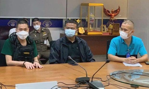 Lộ diện con quỷ đội lốt cảnh sát ở Thái Lan: Dùng túi ni lông đúng cách, mua được cả biệt thự, siêu xe - Ảnh 2.