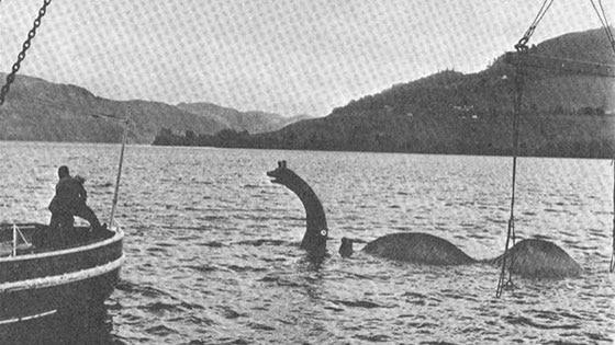 """Cho flycam bay lên cao, người đàn ông sững sờ phát hiện """"quái vật trong truyền thuyết"""" dưới lòng hồ - Ảnh 7."""