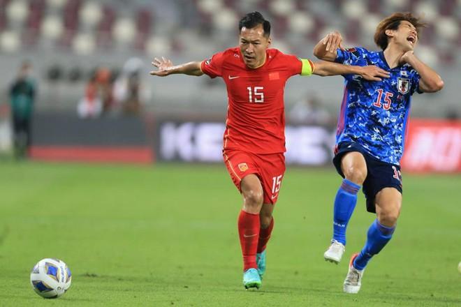 Đội trưởng tuyển Trung Quốc nhận gạch đá vì câu nói gây tranh cãi trước đại chiến Việt Nam - Ảnh 1.