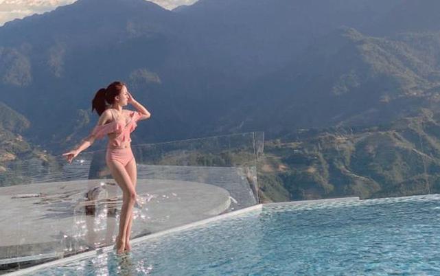 Nhan sắc xinh đẹp và cuộc sống xa hoa của hotgirl trường du lịch trước khi bị bắt - Ảnh 3.