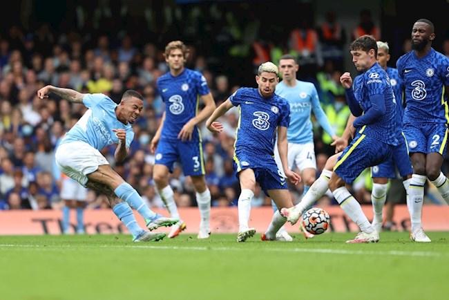 Tung ra nhát kiếm bất ngờ, Man City hạ gục Chelsea trong trận đấu đầy kịch tính - Ảnh 3.