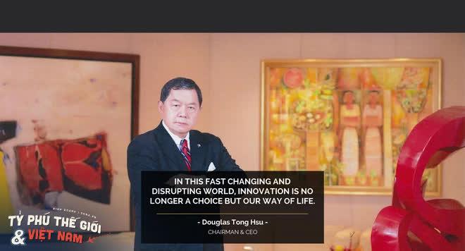 Tỷ phú Đài Loan với triết lý kinh doanh đủng đỉnh lạ thường tiết lộ 3 từ khiến ông quyết định chọn Việt Nam để đầu tư lớn - Ảnh 5.
