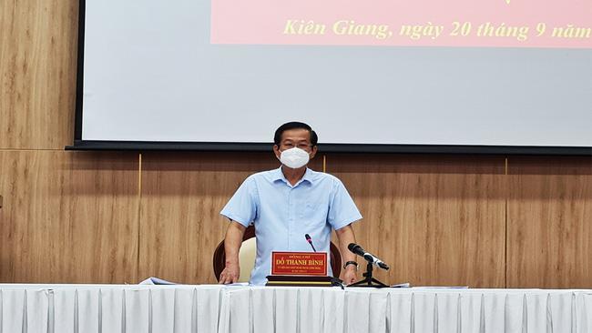 Bí thư Tỉnh ủy Kiên Giang nói về kết quả chống dịch Covid-19 sau khi Thủ tướng phê bình, chấn chỉnh - Ảnh 1.
