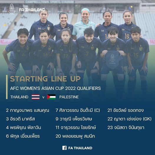 TRỰC TIẾP Thái Lan 6-0 Palestine: Tạo ra cơn mưa bàn thắng, Thái Lan hẹn gặp Việt Nam - Ảnh 1.