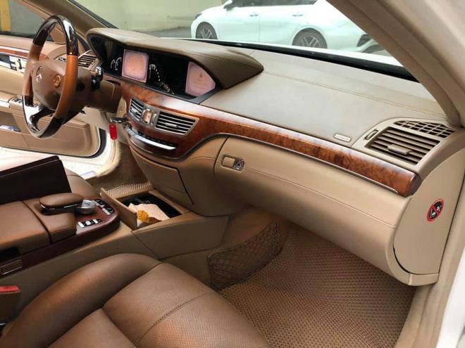 Sau 15 năm, Mercedes-Benz S-Class xuống giá dễ mua như VinFast Fadil - Ảnh 6.