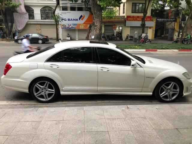 Sau 15 năm, Mercedes-Benz S-Class xuống giá dễ mua như VinFast Fadil - Ảnh 9.