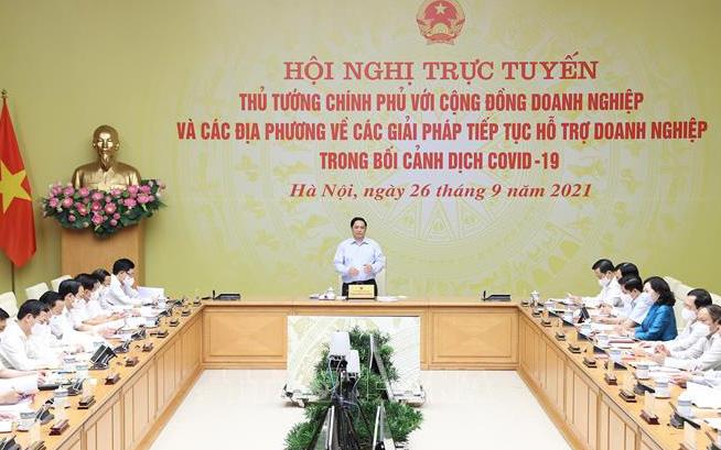 Doanh nhân Vũ Văn Tiền: Thời điểm này, nếu không mở cửa thị trường và sản xuất thì không chết vì COVID-19, mà chết vì đói nghèo - Ảnh 1.