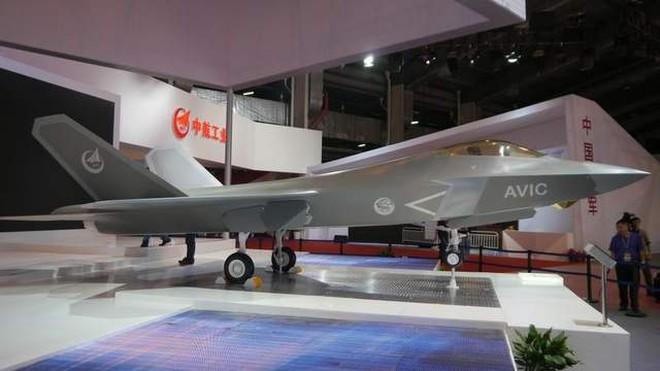 Bí ý tưởng hút khách ở Zhuhai-2021, Trung Quốc thuổng luôn bài vở của Su-75 Checkmate? - Ảnh 9.