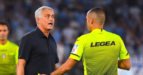 Lazio 3-2 Roma: Mourinho hết phép - Ảnh 1.