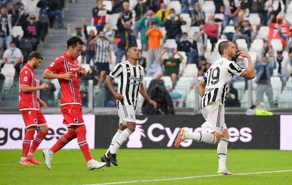 Juventus 3-2 Sampdoria: Được công, mất thủ - Ảnh 2.