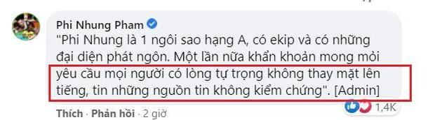 Xuân Lan và êkip Phi Nhung dằn mặt ai đó cực gắt, vợ cũ Bằng Kiều bị gọi tên đầu tiên - Ảnh 1.