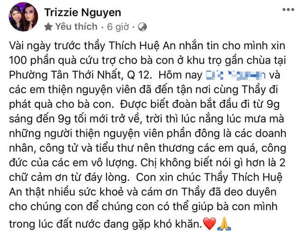Xuân Lan và êkip Phi Nhung dằn mặt ai đó cực gắt, vợ cũ Bằng Kiều bị gọi tên đầu tiên - Ảnh 4.