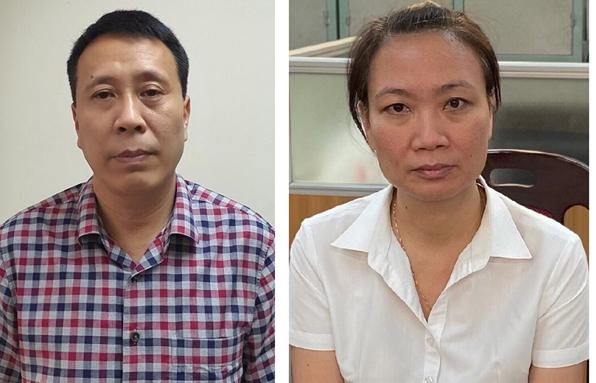 Nóng: Bắt tạm giam 3 giám đốc, phó giám đốc liên quan đến vụ nâng khống cây xanh ở TP Hà Nội gây thiệt hại hàng chục tỷ đồng - Ảnh 2.