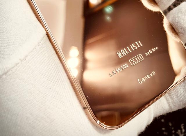 """Chi tiết iPhone 13 Pro Max bản mạ vàng và kim cương siêu """"sang chảnh"""" giá hơn 130 triệu đồng tại Việt Nam - Ảnh 4."""