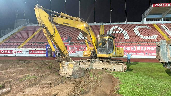 CLB Hải Phòng bao tất, thưởng ĐTVN 2 tỷ đồng nếu tổ chức vòng loại World Cup ở Lạch Tray - Ảnh 1.