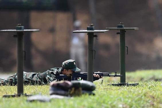 Army Games 2021: Lính bắn tỉa Việt Nam đã làm nên điều phi thường - Quốc tế thán phục - Ảnh 4.