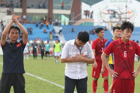 Nhìn diện mạo tuyển Việt Nam của thầy Park, mới thấy thất bại của Hữu Thắng đáng giá nhường nào - Ảnh 2.