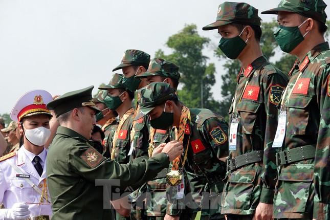 Army Games 2021 tại Việt Nam: Chiến binh Việt Nam và Nga đứng trên bục cao nhất  - Ảnh 2.