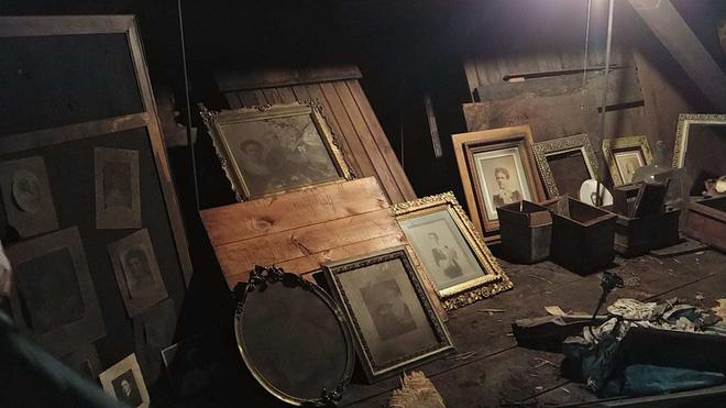 Kho báu bị lãng quên trên gác mái căn nhà cổ - Ảnh 2.
