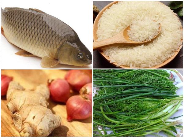 Cách nấu cháo cá chép bổ dưỡng lại không bị tanh cho mẹ bầu - Ảnh 1.