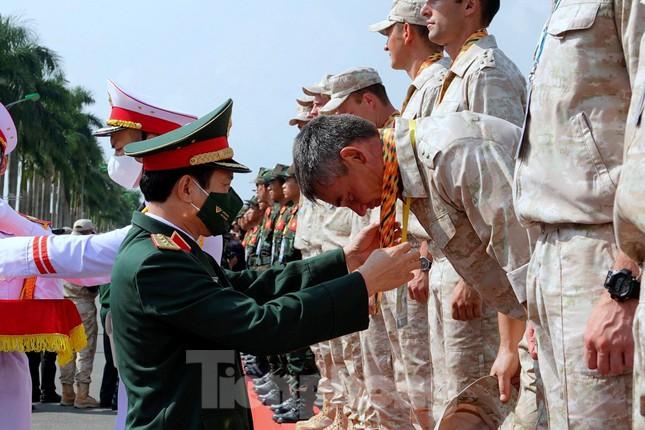 Army Games 2021 tại Việt Nam: Chiến binh Việt Nam và Nga đứng trên bục cao nhất  - Ảnh 3.