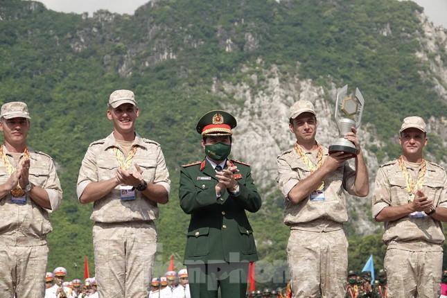Army Games 2021 tại Việt Nam: Chiến binh Việt Nam và Nga đứng trên bục cao nhất  - Ảnh 4.