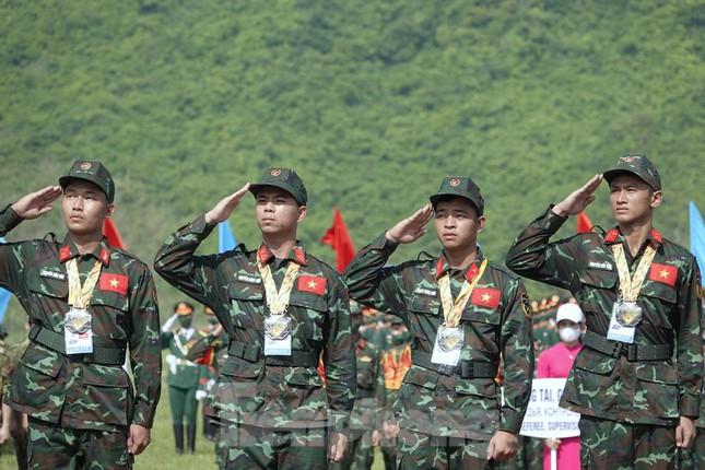 Army Games 2021 tại Việt Nam: Chiến binh Việt Nam và Nga đứng trên bục cao nhất  - Ảnh 5.