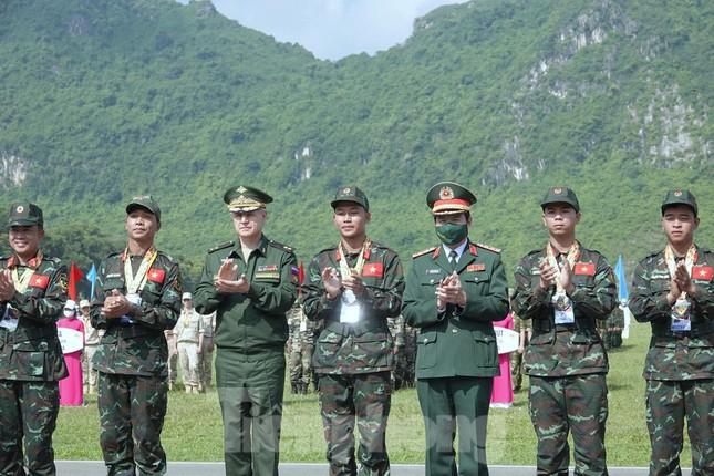 Army Games 2021 tại Việt Nam: Chiến binh Việt Nam và Nga đứng trên bục cao nhất  - Ảnh 7.