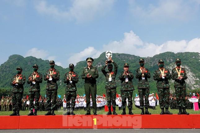 Army Games 2021 tại Việt Nam: Chiến binh Việt Nam và Nga đứng trên bục cao nhất  - Ảnh 8.