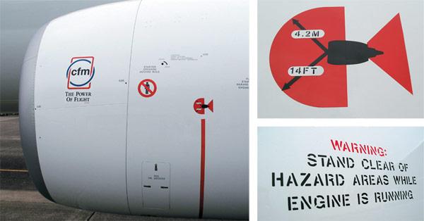 Có một thứ tuyệt đối không được tới gần khi máy bay khởi động: Cối xay khổng lồ, từng gây thảm họa thương tâm! - Ảnh 2.
