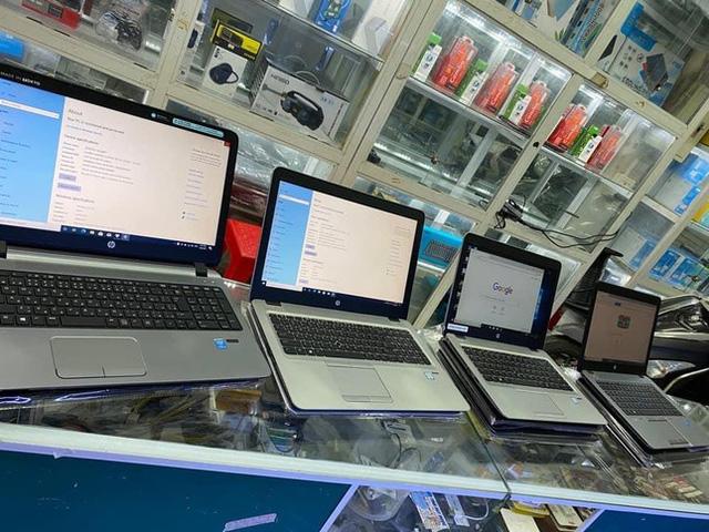 Laptop giá rẻ cháy hàng đầu năm học mới - Ảnh 4.
