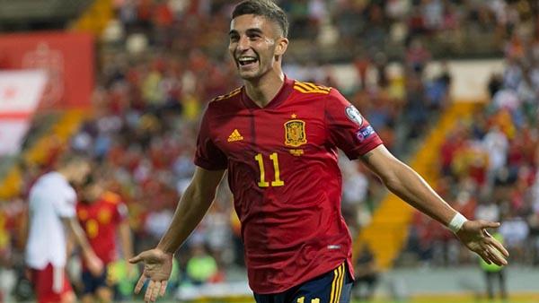 Tây Ban Nha 4-0 Gruzia: Chiến thắng giải tỏa - Ảnh 1.