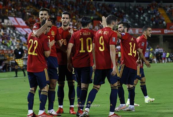 Tây Ban Nha 4-0 Gruzia: Chiến thắng giải tỏa - Ảnh 2.