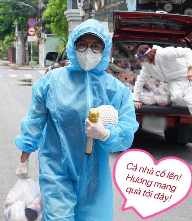 Không kêu gọi 1 đồng từ thiện, Việt Hương vẫn có hành động đáng khâm phục giữa lúc showbiz gặp bão sao kê - Ảnh 4.