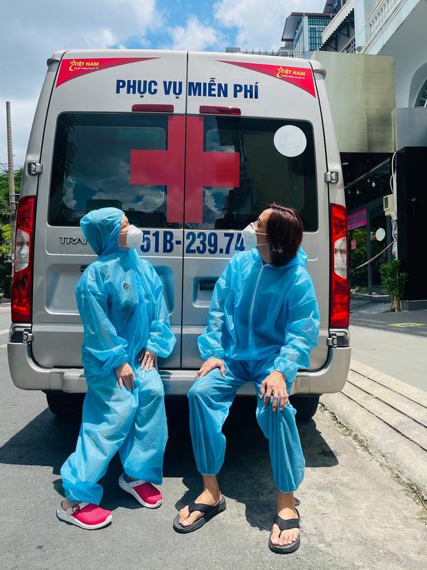 Không kêu gọi 1 đồng từ thiện, Việt Hương vẫn có hành động đáng khâm phục giữa lúc showbiz gặp bão sao kê - Ảnh 8.