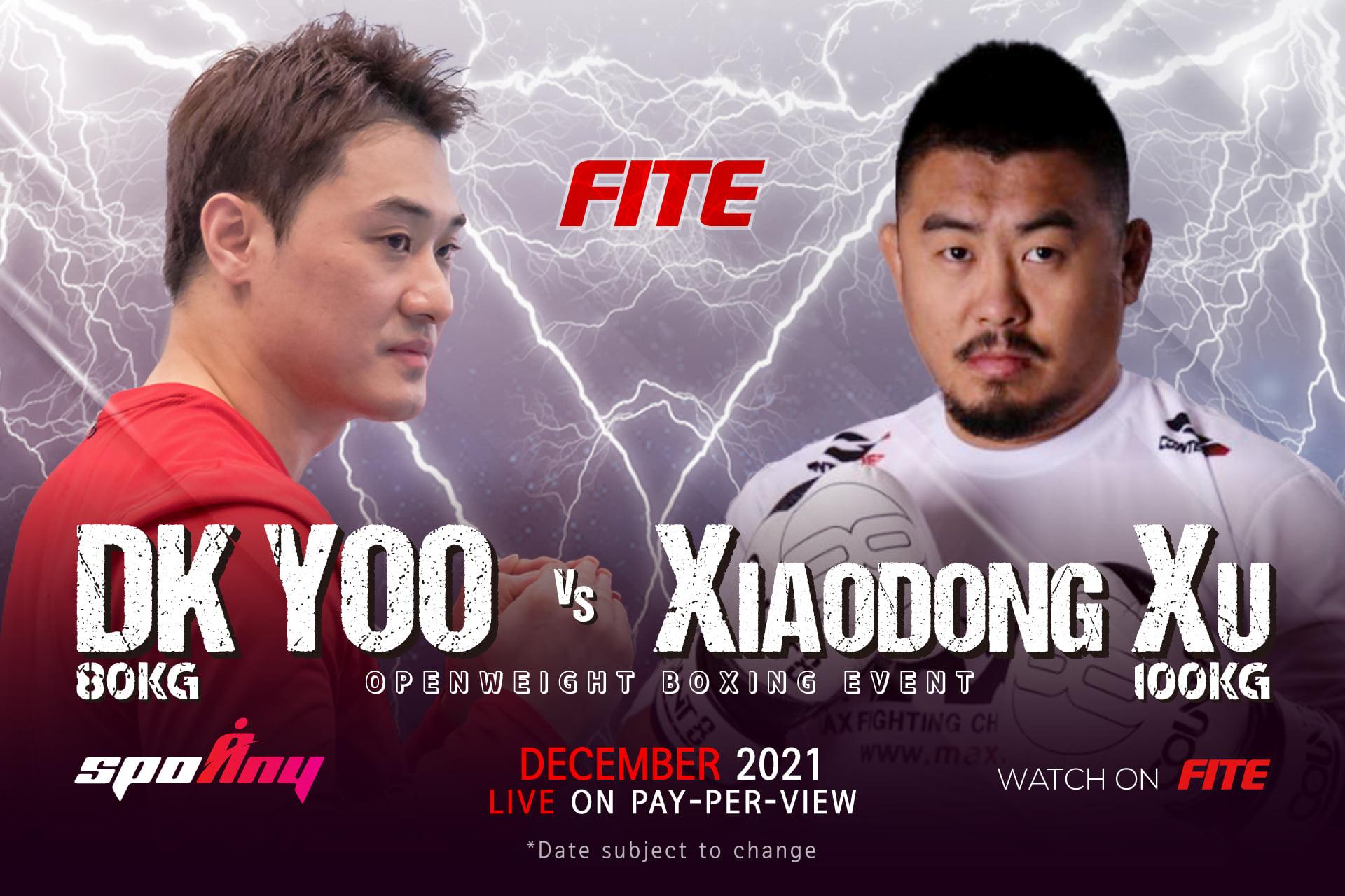 DK Yoo vs Xu Xiaodong (2021)