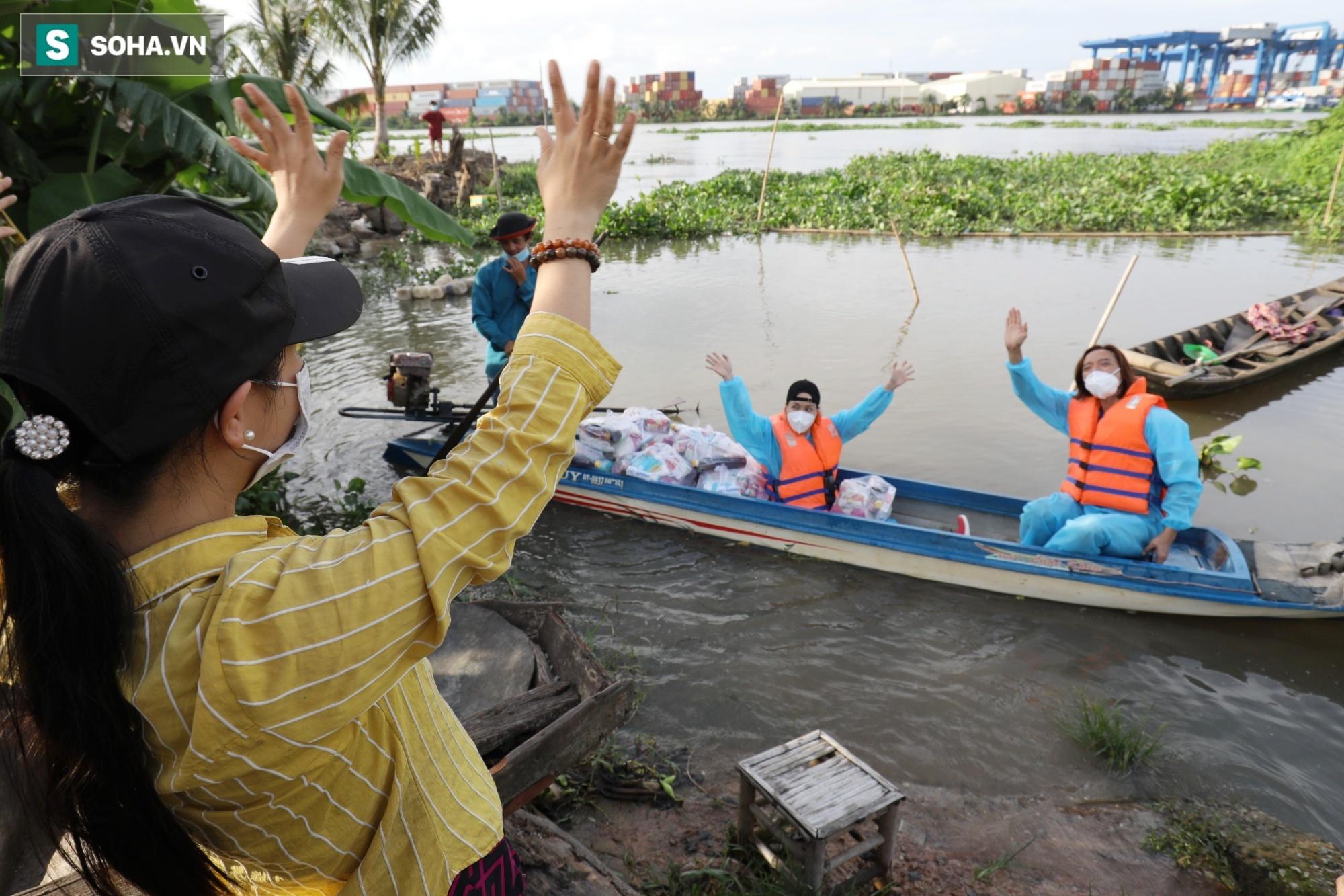 Việt Hương: Hôm nay chị xấu hơn, đen đi nhưng chị đang sống một cuộc đời rất ý nghĩa - Ảnh 11.
