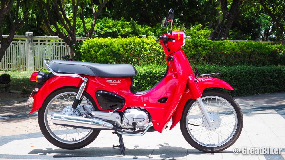 Ra mắt xe máy Super Cub phá đảo tiết kiệm xăng, uống 1,4 lít/100km, giá cực thơm - Ảnh 6.