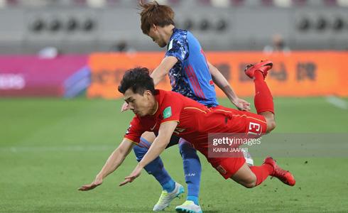 """Kết quả Trung Quốc vs Nhật Bản: """"Dựng xe buýt"""", Trung Quốc vẫn gục ngã trước Nhật Bản, đầy lo lắng chờ đối đầu tuyển Việt Nam - Ảnh 2."""