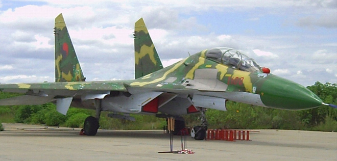 Điểm mặt top 7 biến thể tiêm kích Su-30 từng được Nga sản xuất: Thứ nào đáng tiền nhất? - Ảnh 10.