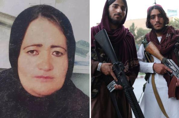 Rộ tin nữ cảnh sát mang thai chết thảm dưới súng Taliban: Thi thể biến dạng, nhân chứng sốc tận óc - Ảnh 2.